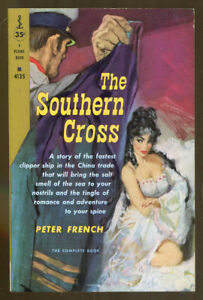 The-Southern-Cross-by-Peter-French-Vintage-Permabooks-Paperback-1959