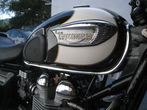 HIGHEST QUALITY  FITS TRIUMPH Rocket 3 III motorcycle 2001-2011 Chrome TRIM