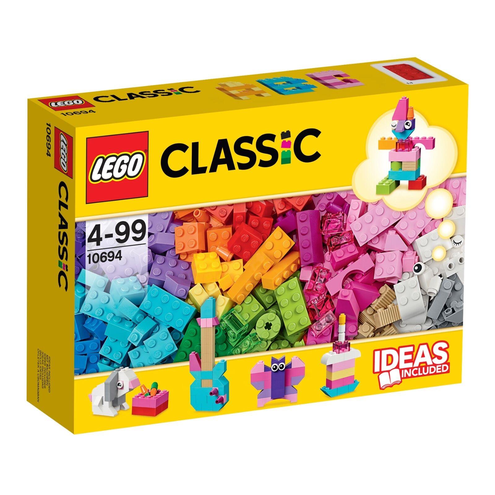 LEGO® Classic 10694 Baustein-Ergänzungsset Pastelltöne NEU OVP NEW MISB NRFB