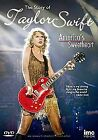 Taylor Swift - Americas Sweetheart - The Story of (DVD, 2012)