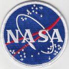 USA NASA Embroidered Patch 3