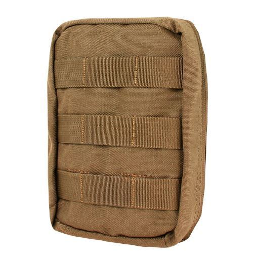 CONDOR MOLLE Modular EMT Medic Tactical Trauma First Aid Pouch ma21 COYOTE BROWN