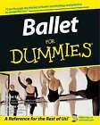 Ballet For Dummies by Evelyn Cisneros, Scott Speck (Paperback, 2003)