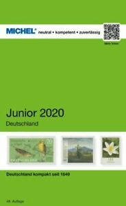 Michel-Deutschland-Junior-Briefmarkenkatalog-2020-mit-Altdeutschland-NEU