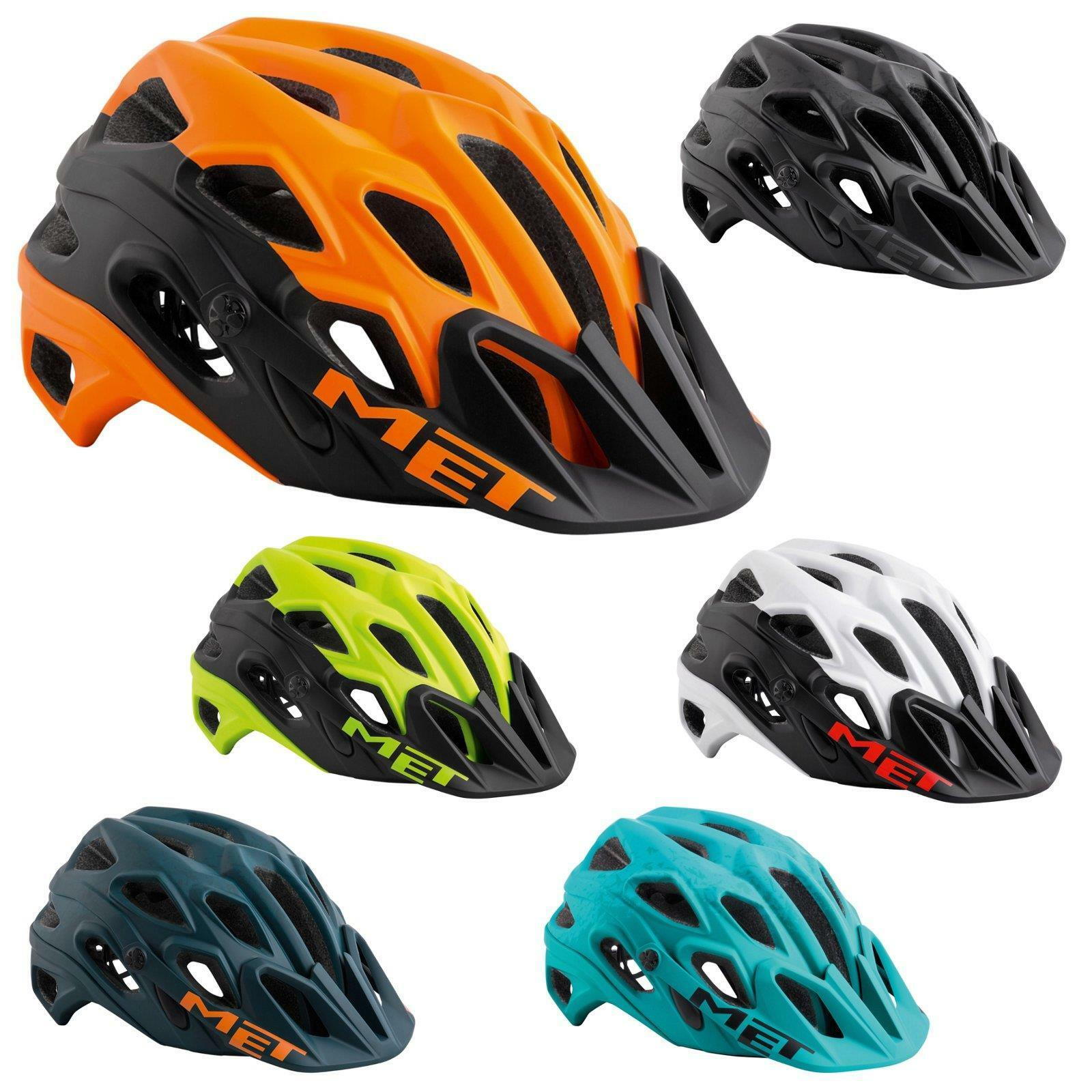 Met Lupo Mountain Bike Bicycle Helmet lumièreweight All Mountain XC Cross Vented Comfort