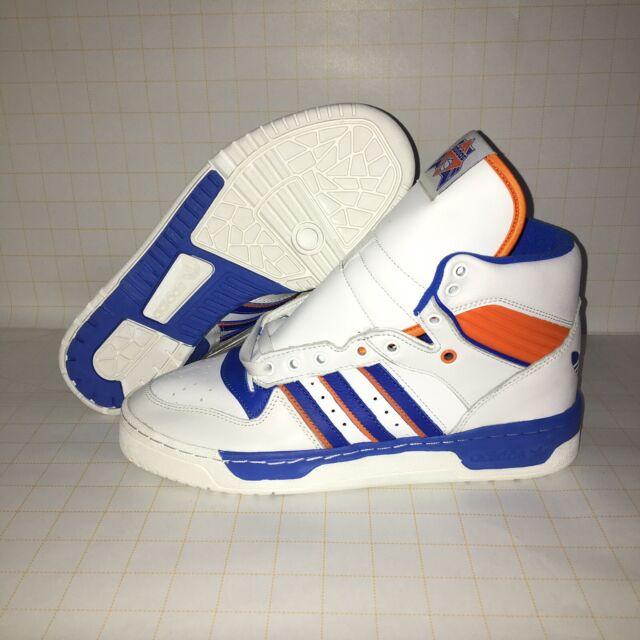 adidas Rivalry Hi NY Knicks Basketball