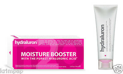 HYDRALURON Indeed Labs 30ml Moisture Booster with the Purest Hyaluronic Acid NIB