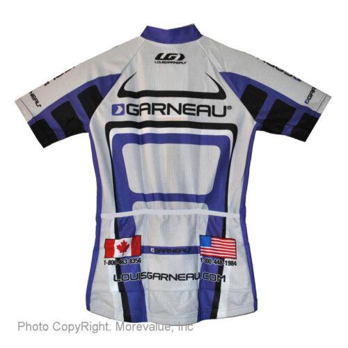 women/'s cycling jersey Louis Garneau Performance Pro road diamond purple new