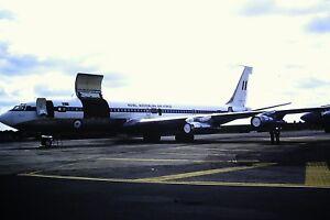 2-126-2-Boeing-707-Royal-Australian-Air-Force-Kodachrome-SLIDE