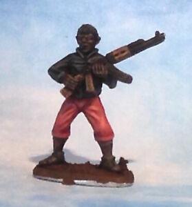 Somali-Pirates-AK47-Modern-Historical-28mm-Unpainted-Wargames