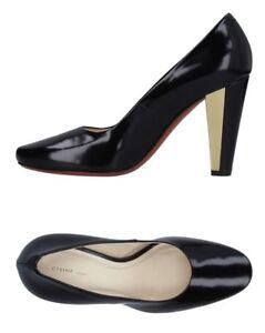Celine-Women-Shoes-Size-37-NIB-Black-Pump-Old-Celine