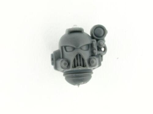 Space Marine Devastator Squad Kopf I *BITS*