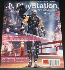 Playstation May 2009-Ninja Gaiden Sigma 2 -No Disc