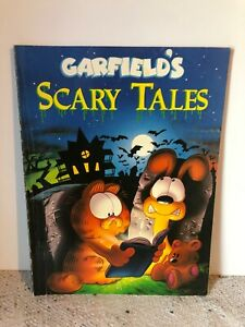 Garfield S Scary Tales Softcover Ebay