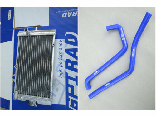 FOR Yamaha Raptor YFM700 YFM700R 2006-2011 07 08 09 Aluminum Radiator /& hose