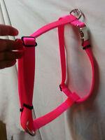 Adjustable Dog Harness Usa Made Heavy Nylon
