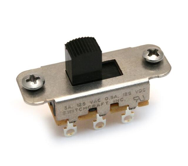 Fender Jaguar/Jazzmaster Slide Switch Industrial Switches Slide ...