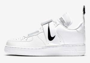 Mens-Nike-Air-Force-1-Low-Utility-White-Black-AO1531-101