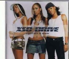 XSO Drive Can I Get It Back PROMO w/ Artwork MUSIC AUDIO CD Clean 5trk ESK 56784