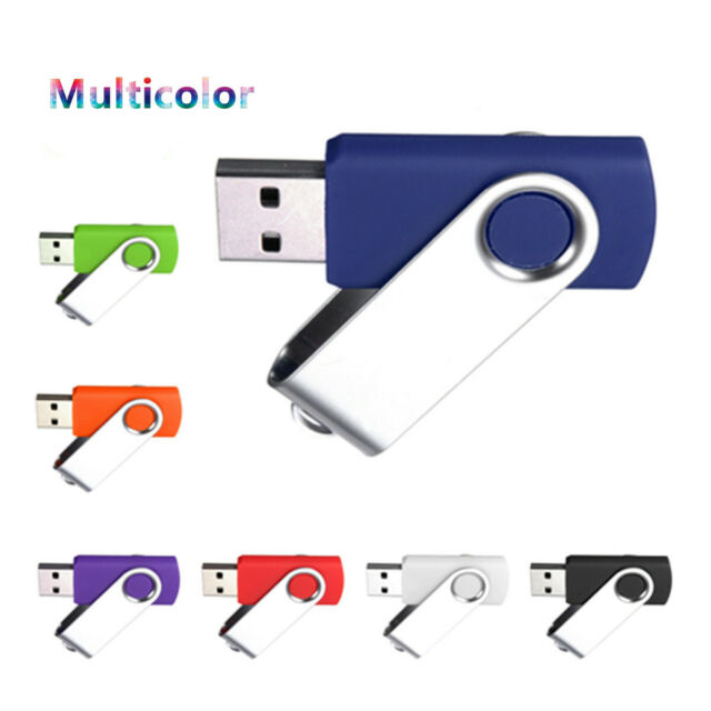 64 G Go GB Clé USB 2.0 Mémoire Flash Stick Drive U Disk Storage Win 7/10 - LOT