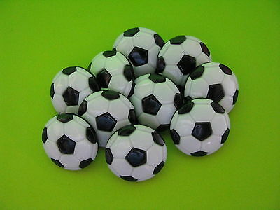 Football soccer buttons shape shank back baby childrens 15mm colours novelty
