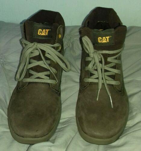 5 Ny Støvler Cat Størrelse Box Uten 4 Uk PwTfvxUq1