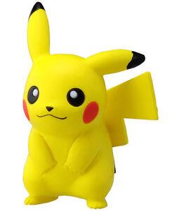 REAL-SEALED-Takaratomy-Pokemon-Mini-MC-001-Pikachu-Action-Mini-Figure