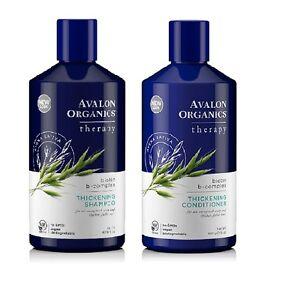 Avalon-Organics-Biotin-B-Complex-Hair-Thickening-Shampoo-Conditioner-No-GMO