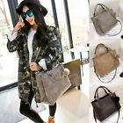 Fashion Women Handbag Shoulder Bag Messenger Large Tote Leather Ladies Purse New
