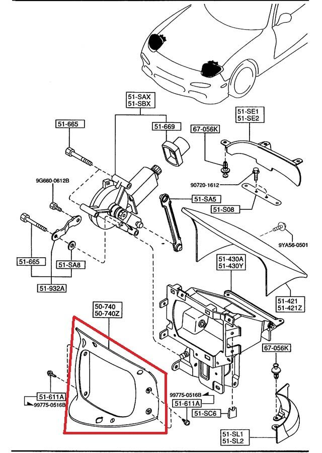 86 rx7 engine wiring diagram  | 640 x 900