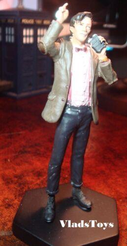 Eaglemoss Doctor Who Matt Smith The Eleventh Doctor Figurine w/Magazine #1
