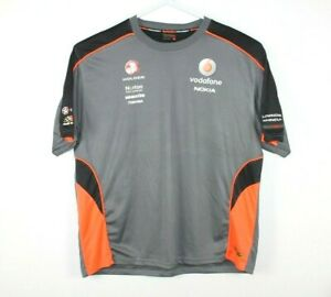 Team-Vodafone-Lowndes-Whincup-V8-Supercars-Team-Shirt-Size-Men-039-s-XXL