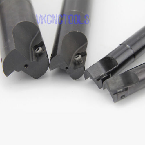 1Pc Dia.16mm*160mm Length Right-angle Throw-away Cutter for R390-11T308 Insert