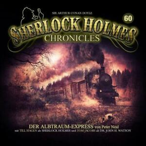SHERLOCK-HOLMES-CHRONICLES-ALBTRAUM-EXPRESS-FOLGE-60-CD-NEW