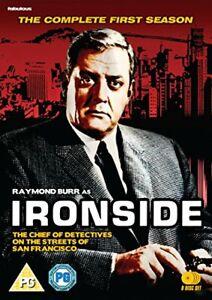 Ironside-The-Complete-First-Season-DVD-Region-2