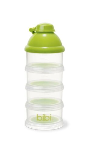 Bibi Baby Milk Powder Dispenser Formula Food Travel Containers Storage Dispenser  sc 1 st  eBay & Bibi Baby Milk Powder Dispenser Formula Food Travel Containers ...