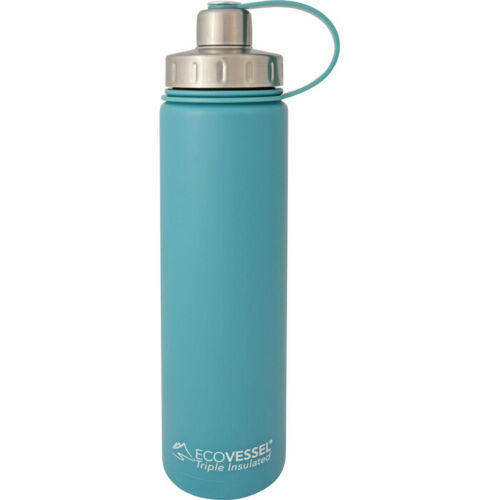 Turquoise Eco Vessel Boulder Insulated 24 oz environ 680.38 g