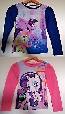 Have An Inquiring Mind My Little Pony Mädchen L-shirt Langarm Gr 98 104 116 128 Other