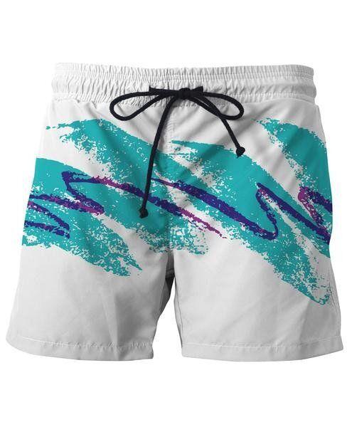 Paper Cup Swim Trunks beach Surf Polo shorts