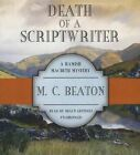 Death of a Scriptwriter by M C Beaton (CD-Audio, 2014)