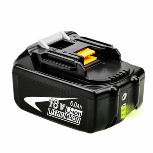 New For Makita BL1860B-4 18V Batteries 6.0 AH LED Gauge LXT400 BL1850 BL1840 4