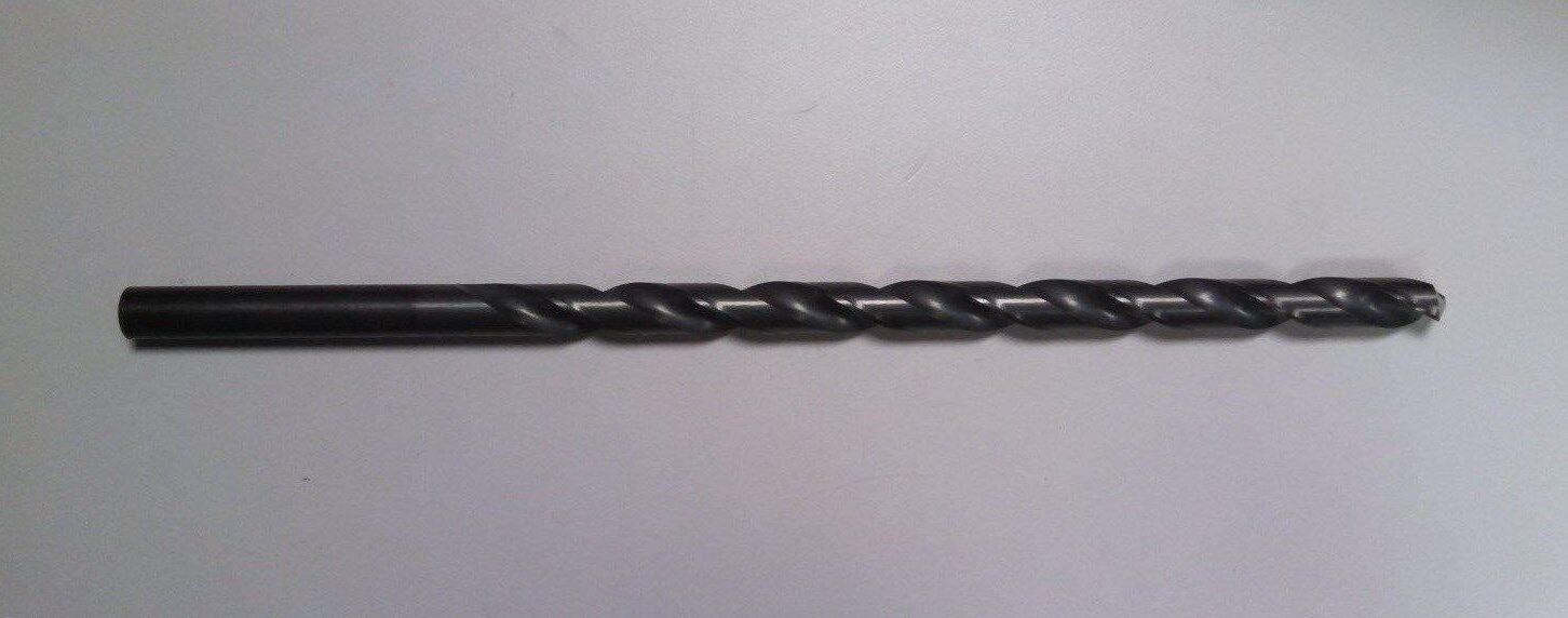 High Speed Steel 5TVA2 Pack of 20 Black Oxide Size 31 Westward Screw Machine Drill Bit