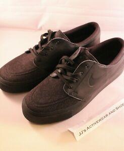 Details about NIB NIKE SB ZOOM STEFAN JANOSKI ELITE HT Skate Shoes Black 918303 SZ 7.5 No Lid