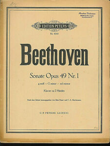 Beethoven-Sonate-Opus-49-Nr-1-g-moll