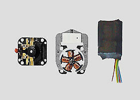 Märklin 60760 Nachrüst Set Digital Hochleistungsantrieb