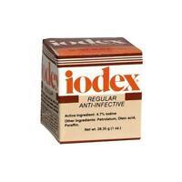 Iodex Regular Anti-infective Ointment Jar 1oz Each on Sale