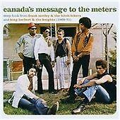 Canada's Message To The Meters - Frank Motley & King Herbert (Jazzman CD)