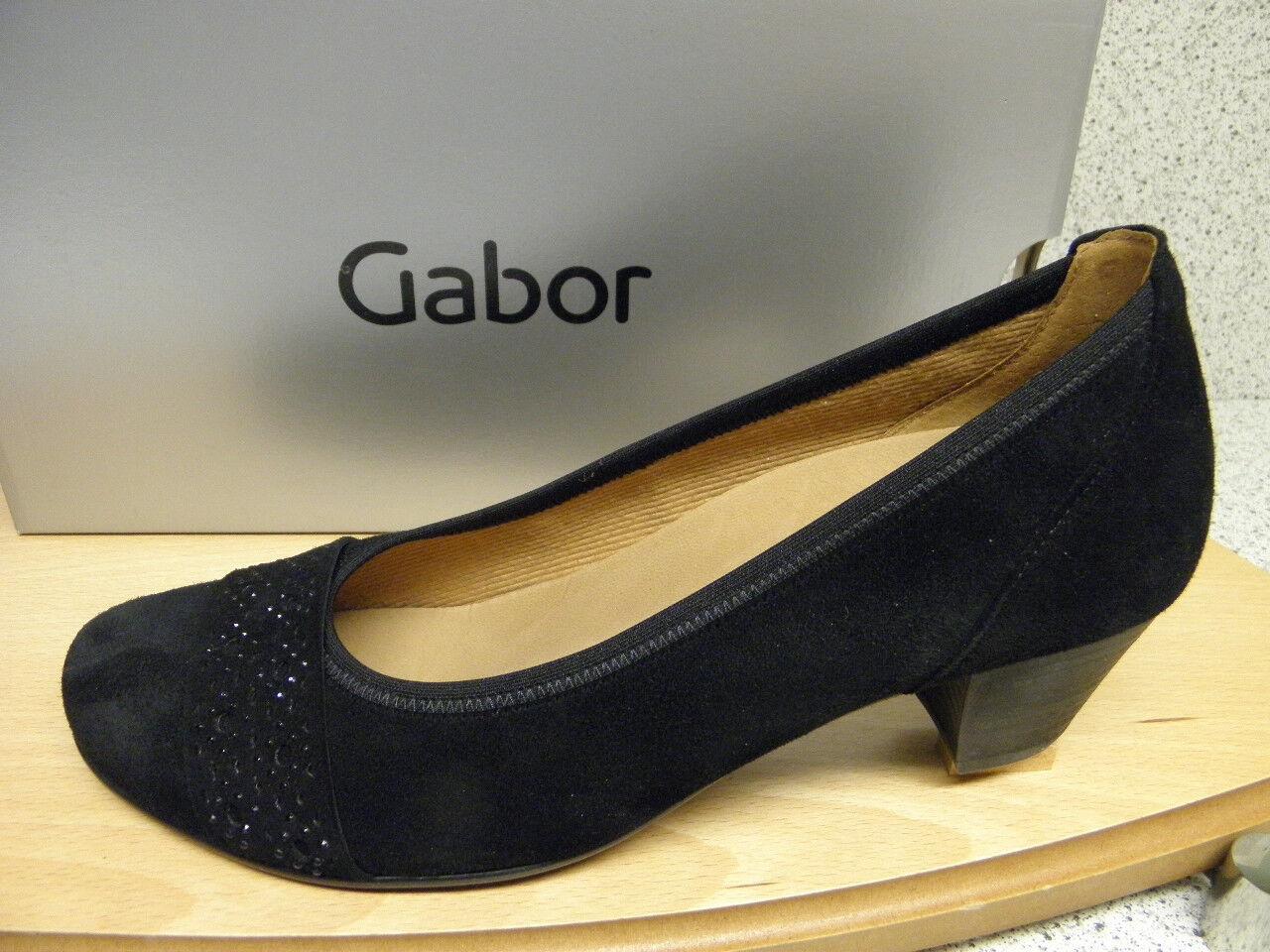 Gabor ® rojouce, hasta ahora  negro de salón super super super cómodos (d114)  El nuevo outlet de marcas online.