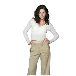 Image Is Loading The L Word Karina Lombard As Marina Hands