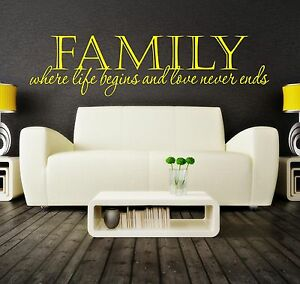 Family-where-Life-begins-and-Love-never-ends-Wall-Quote-Sticker-Art-Decor